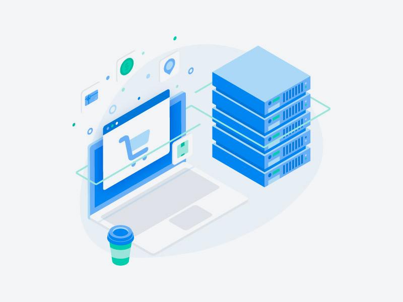 hosting murah, server