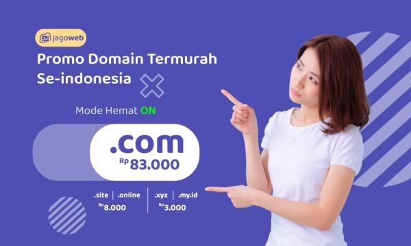 Hujan Promo Domain Murah September!!!