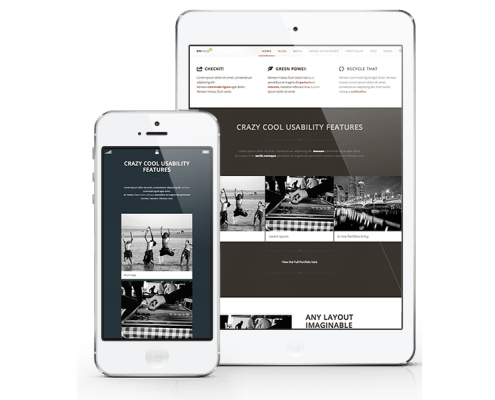 website perusahaan instan