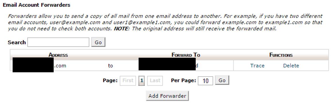 email forwarding 5